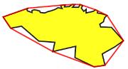 Convex Hull no Kosmo GIS