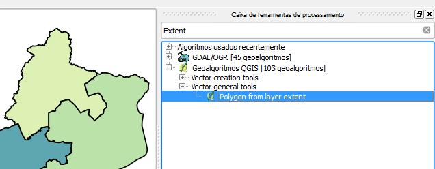 Gerar Retângulo Envolvente no QGIS