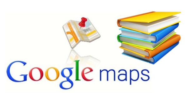 Livro Gratuito sobre a API do Google Maps