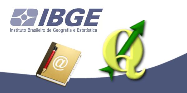 QGIS: Apostila de SIG do IBGE