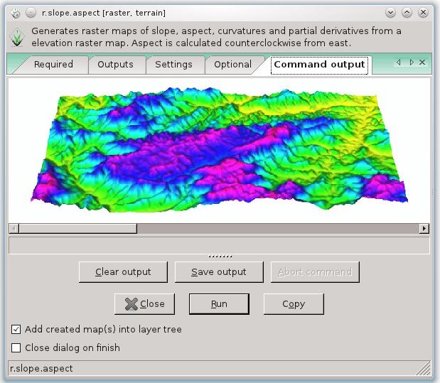 Material Didático sobre o GRASS GIS