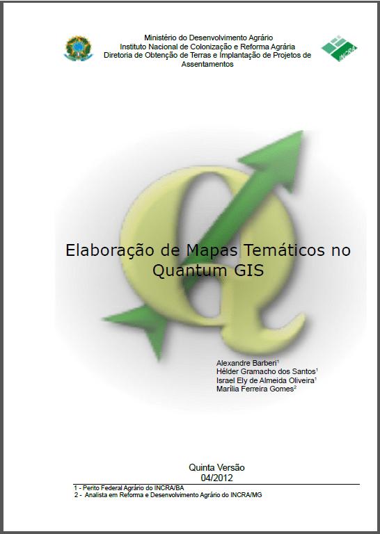 Apostila: Elaboração de Mapas Temáticos no QGIS