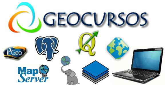 GEOCURSOS: Escola Virtual sobre Geotecnologias Livres