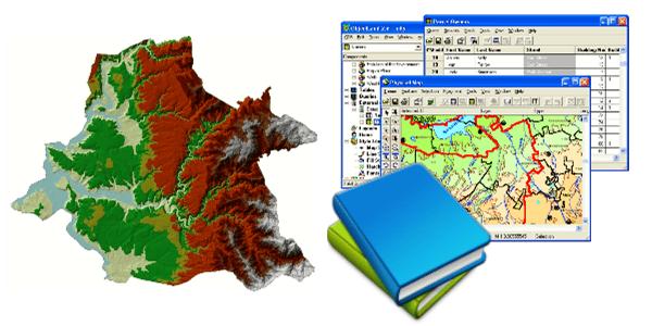 MNT - Hidrologia - SIG