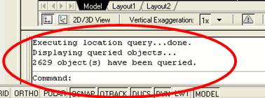 Como elevar em 3D edificação com valor Z de um arquivo ESRI no AutoCAD Map
