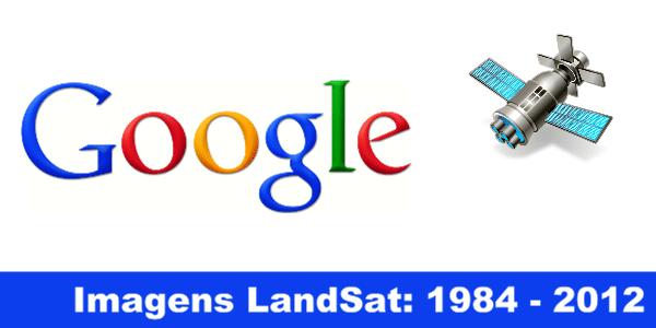 LandSat Google Imagens