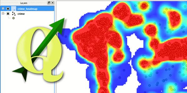 Como fazer Mapas de Kernel no QGIS