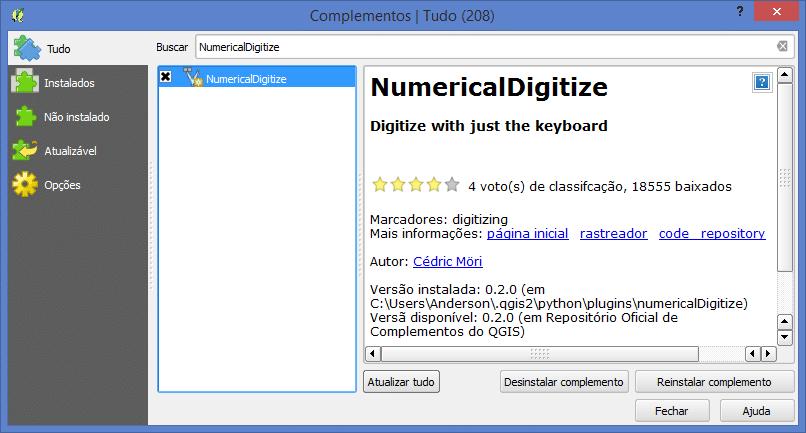 NumericalDigitize