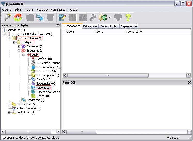 Inserir Arquivo PDF em Banco de Dados – PostgreSQL
