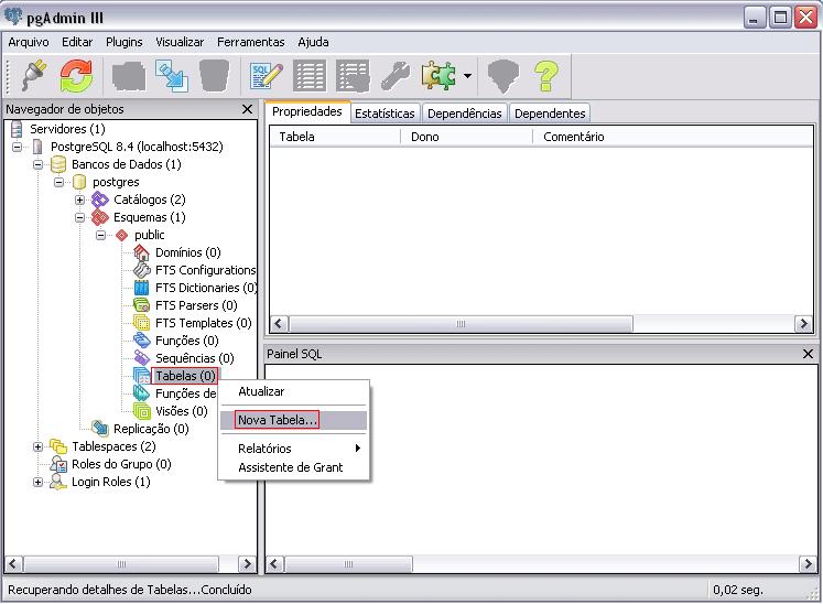 Como Importar Arquivos PDF para PostgreSQL