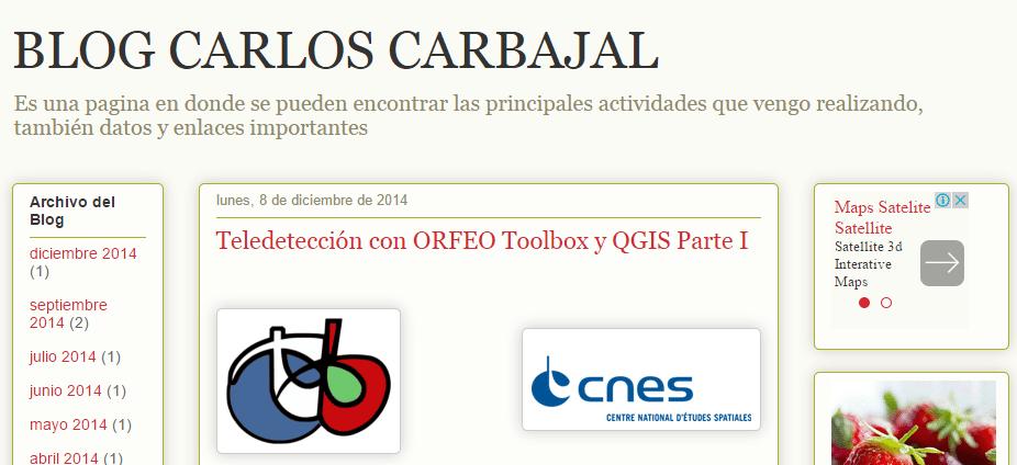 Blog Carlos Carbajal