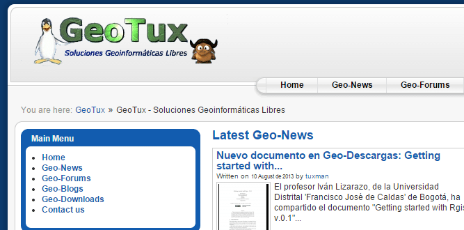 GEOTUX