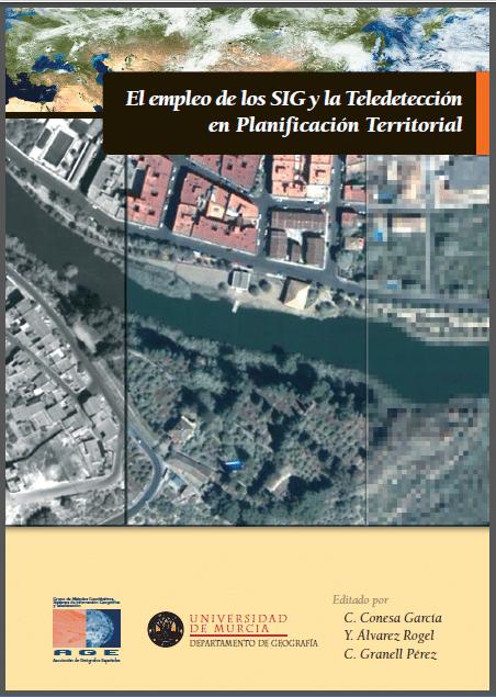 E-book: Uso de SIG e Sensoriamento Remoto no Planejamento Territorial