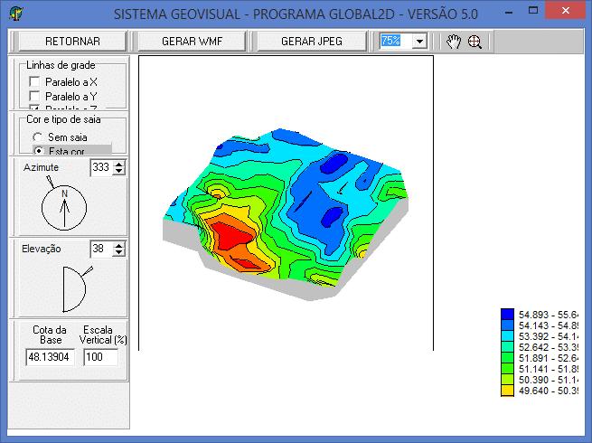 GEOVISUAL: Software para Geoestatística