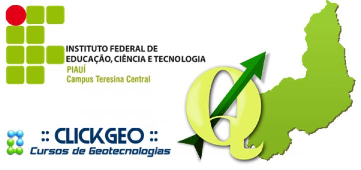 ClickGeo – Cursos realiza 1a Semana de QGIS em Teresina/PI