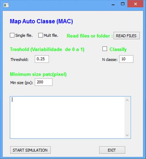 Auto Class: Classificador de Imagens Digitais
