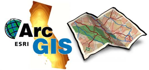 Aplicação com ArcGIS para Área de Recursos Hídricos