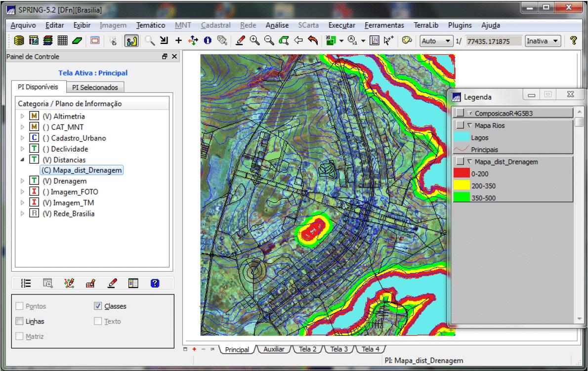 Uso do Software Spring no Mapeamento de Aptidão Pedológica