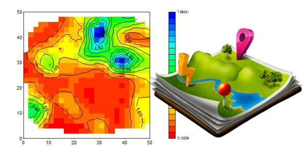 Guia sobre Geoestatística para Mapeamento de Variáveis Ambientais