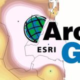 Interpolação pela Ponderação do Inverso da Distância (IDW) com ArcGIS