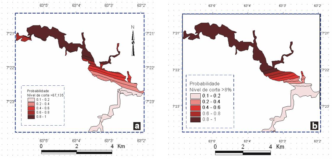 Método geoestatístico para modelagem ambiental de poluentes em sistemas lacustres