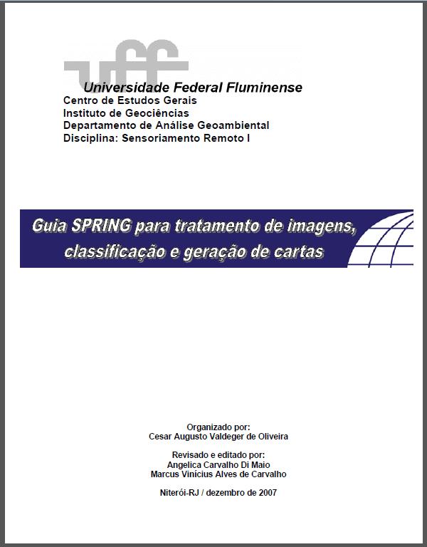 Guia de Spring para PDI e Geração de Cartas