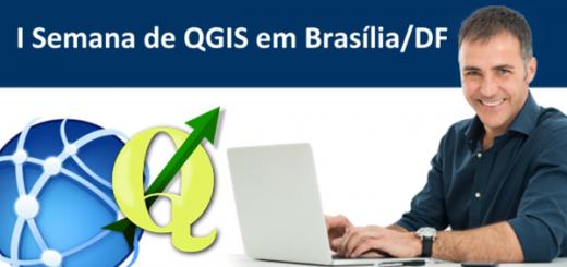 Cursos de QGIS em Brasília/DF