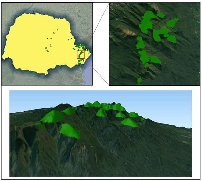 Delimitação de APP em Topo de Morro usando QGIS