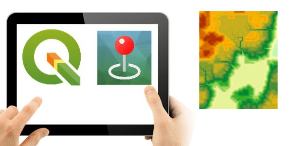 Uso do QGIS associado a Tablets e Navegação Offline no Licenciamento Ambiental