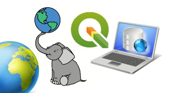 Download: Guia Definitivo de Integração entre QGIS e PostGIS