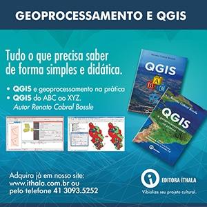 Livros sobre o Software Livre QGIS