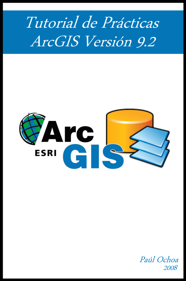 Manual sobre Práticas com ArcGIS