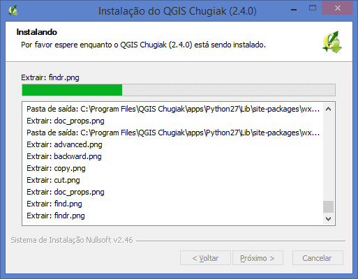 Como instalar o QGIS no Windows