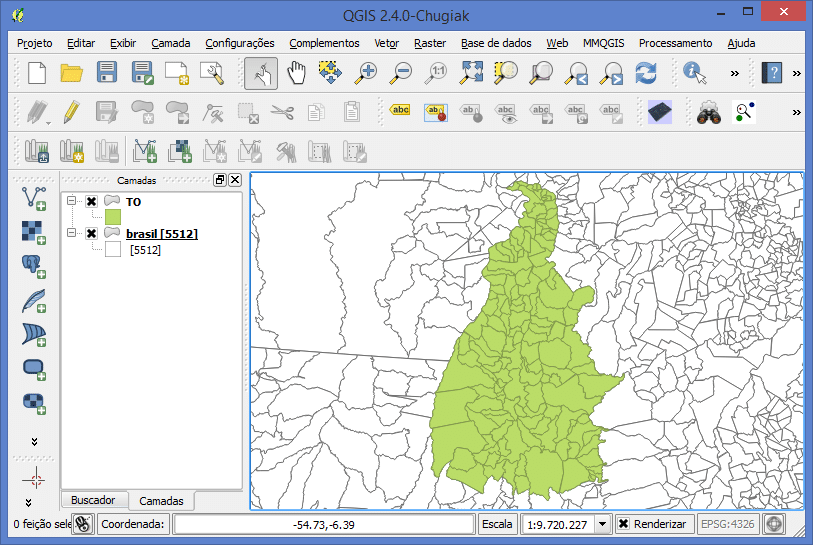 Como instalar o QGIS 2.4 Chugiak no Windows