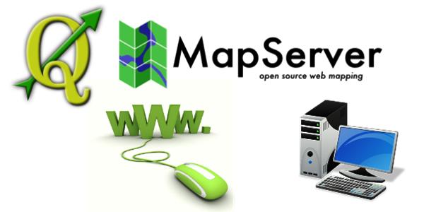 QGIS MapServer MapFile