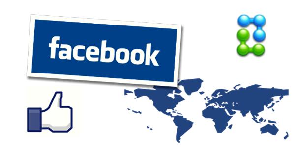 ClickGeo no Facebook