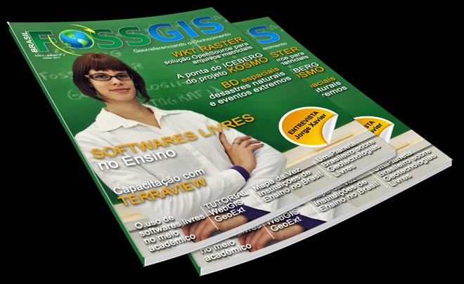 Revista FOSSGIS Brasil - Edição n° 2
