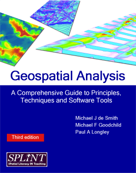Geospatial Analysis - A comprehensive guide