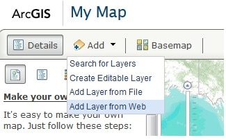 Add Layer Map