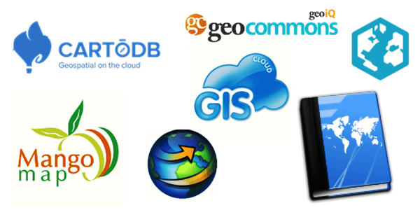 E-book GIS Online - Cloud