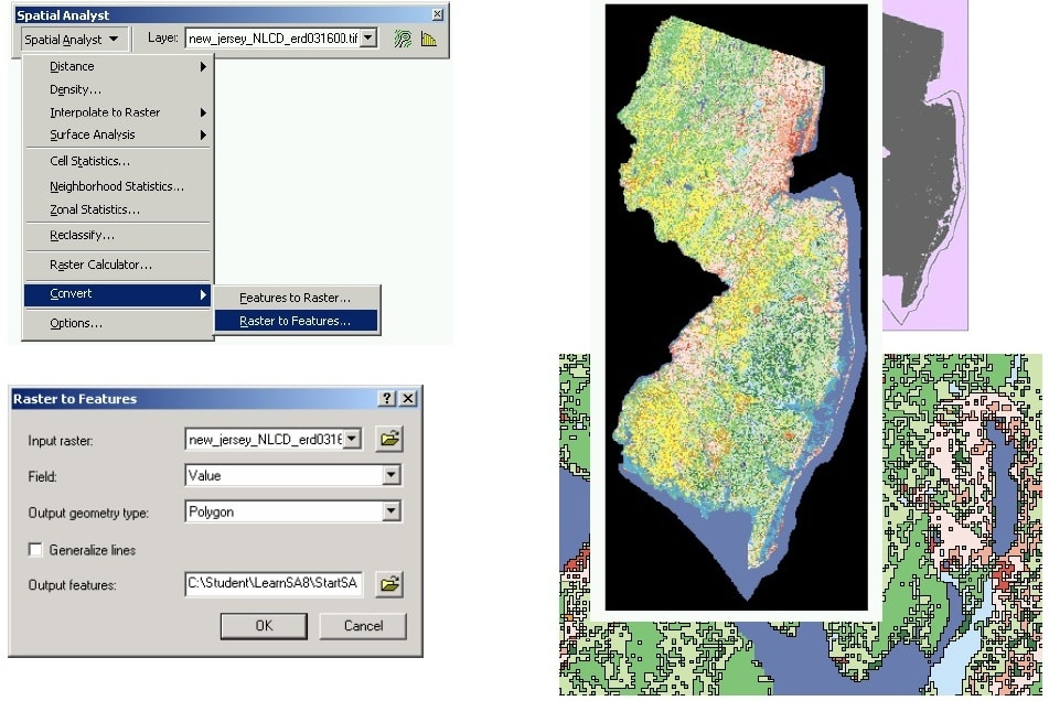 Apostila: Geodatabases e ArcGIS Spatial Analyst