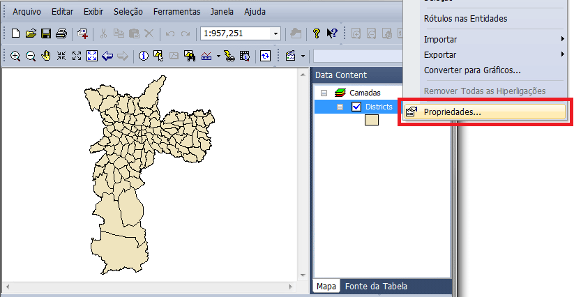 SuperGIS Desktop