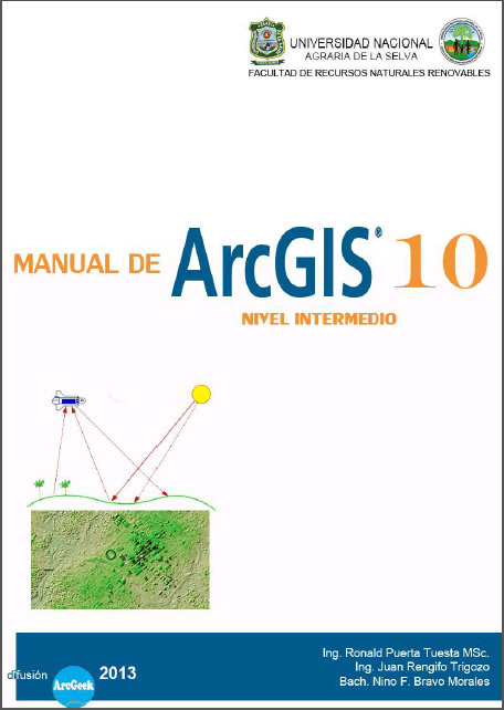Manual de ArcGIS 10 Intermedio