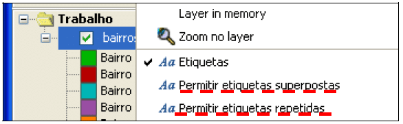 Explorando o Modificador de Estilos do Programa Kosmo SIG