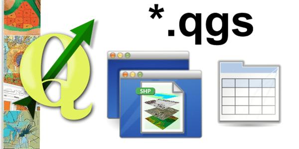 Dica para Recuperar arquivos de Projetos no QGIS