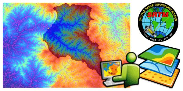 Delimitação Automática de Bacias Hidrográficas com Dados SRTM