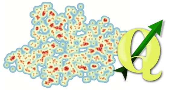 Clusterização de Pontos via Plugin QGIS Marker Cluster