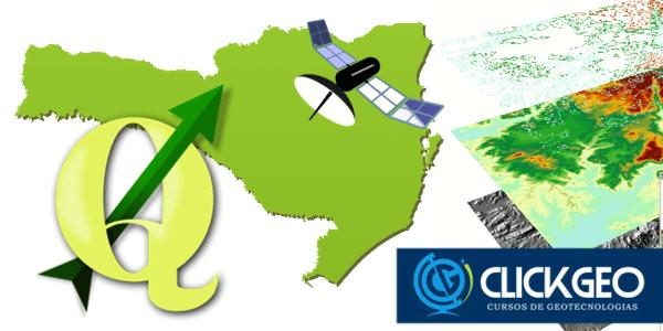 I Semana de QGIS em Joinville/SC