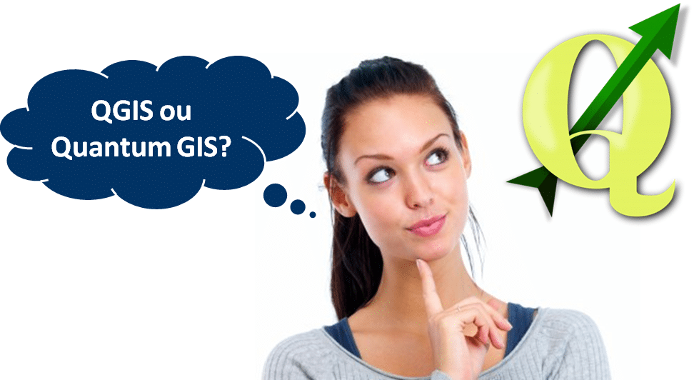 O nome do Software é Quantum GIS ou QGIS?