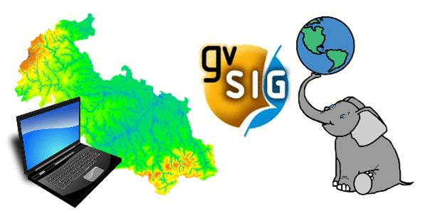 Uso do PostGIS e gvSIG no Estudo de Bacias Hidrográficas
